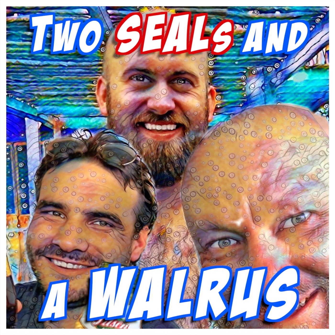 Two SEALs and a Walrus