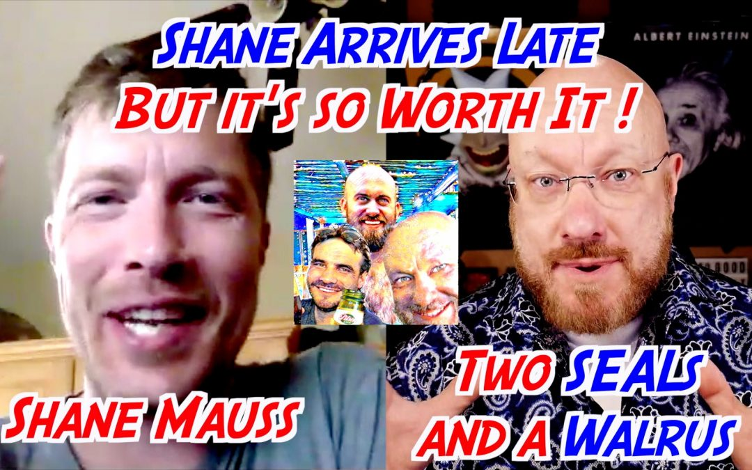 Shane Mauss Arrives Late, Then It Gets Epic – TSAW 005