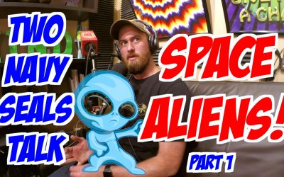 Two Navy SEALs Talk About SPACE ALIENS – Two SEALs and a Walrus Episode 009