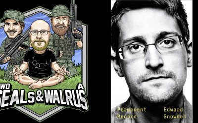 Two SEALs React to Edward Snowden Book Permanent Record