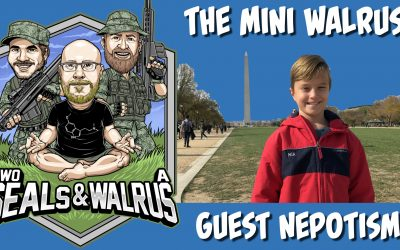 The Mini-Walrus Gets an Interview