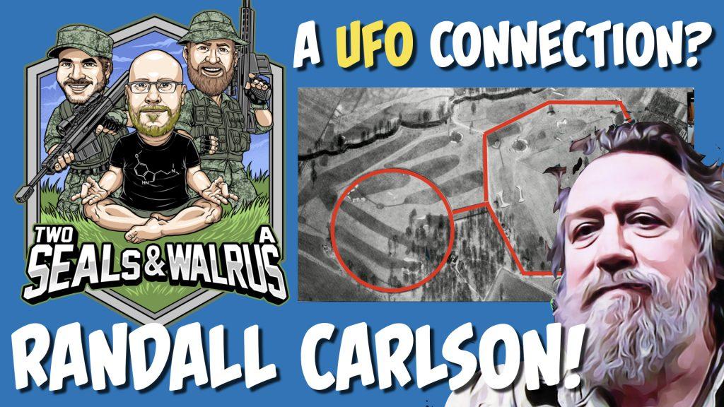 Randall Carlson UFOs