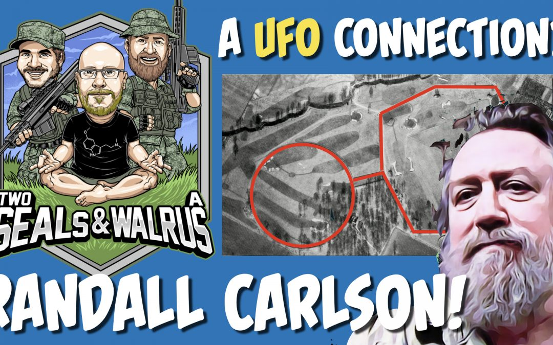 Randall Calrson: Why Geometry is Important, and a UFO Connection?