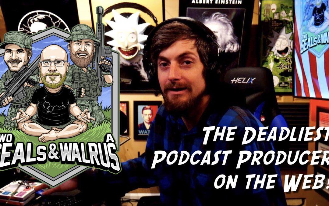 The Deadliest Podcast Producer on the Web – TSAW 032